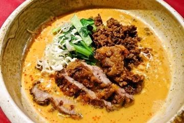 排骨坦々麺 1,100円