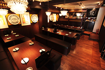 九州酒場 だんだん 渋谷桜ヶ丘店