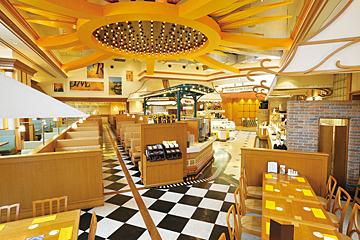 世界の料理バイキング ワールド・ワールド・バッフェ ホテル京阪ユニバーサル・シティ店