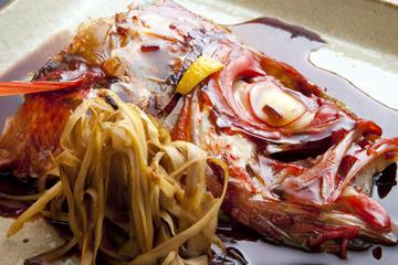 魚料理 渋三吉成