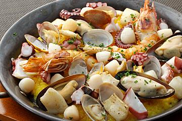 地中海料理 ANTIBES