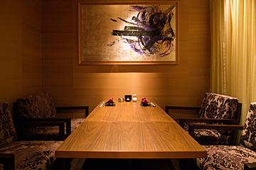 銀座個室・和食 ワインと寿司 -IBUKI- 一颯 銀座店