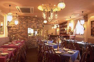 インドレストランバー BANJARA 大阪梅田茶屋町店