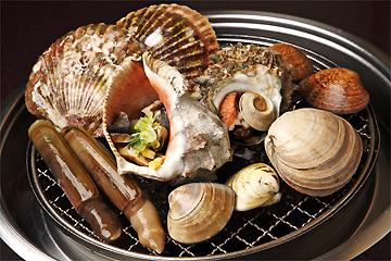 海鮮茶屋・貝族料理 みのしょう