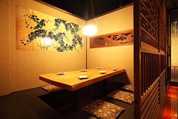 男前料理と五島列島直送の魚 赤坂 無花果   ichijiku