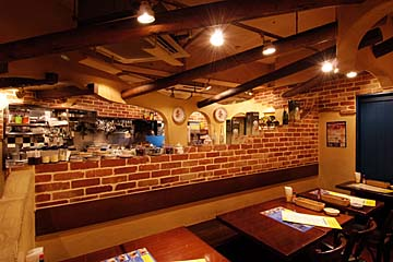タパス&タパス 渋谷公園通り店