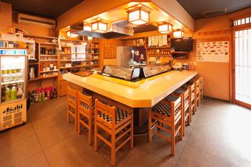 江戸前 寿司 焼物・おでん 味泉
