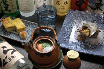 海鮮料理 海茶屋