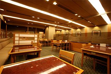 パレスホテル立川 和食堂 欅