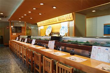 ぎふ初寿司 柳津店