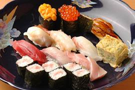 熱海一寿司