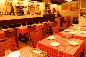 Bouchon d'OR リヨンの居酒屋
