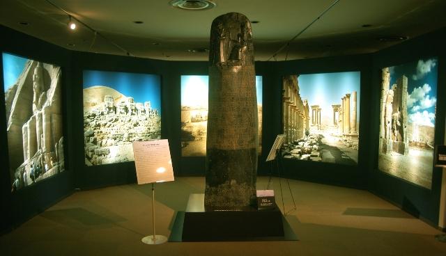 池袋の観光スポット 古代オリエント博物館