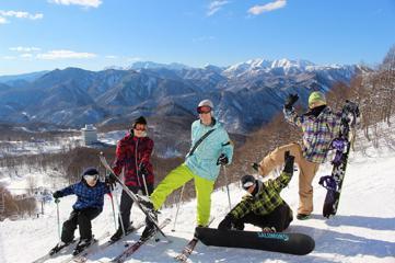 水上高原スキーリゾート