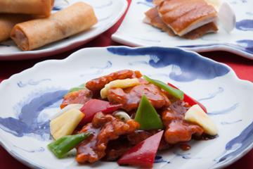 中国料理 香桃