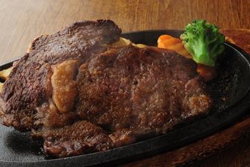 熟成肉牛ロースステーキ(160g)