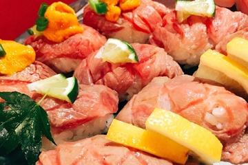 肉の寿司×焼鳥 okitaya 本店