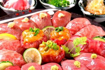 肉ろばた  肉の寿司Carne