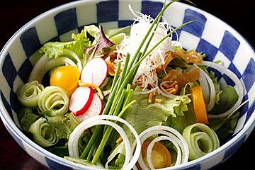 一文風サラダ(ドレッシング選択可)