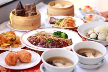 重慶茶楼コース