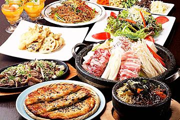 韓定食 もつ鍋 名物ソウル焼 ソウル トゥ ソウル