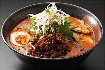 五穀豊穣の担担麺 王朝
