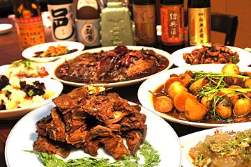 東北料理コース