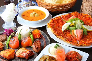 トルコ料理 イスタンブール スルタン大阪本町