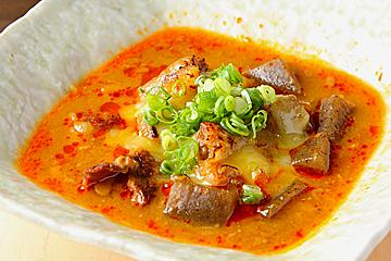 自家製呉豆腐と酒の肴 和魂