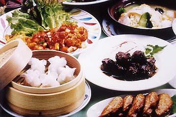 中国料理 浜木綿 末盛店
