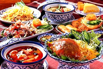 タイレストラン TAI THAI なんば本店