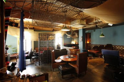 cafe garage Dogberry