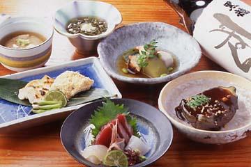 天然活魚料理と吟醸酒 花狩人 かとう