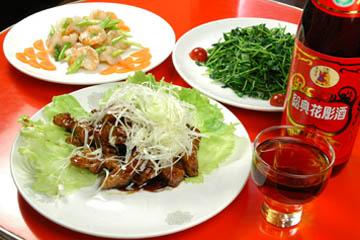 中華料理 上海
