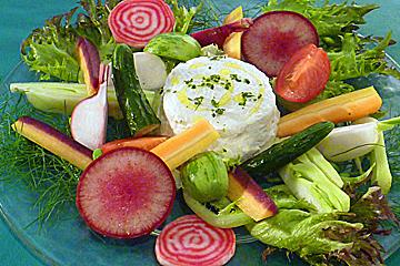 厳選野菜のバーニャハウダ