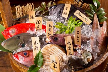 魚米 新宿店 はなれ