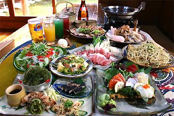 沖縄の台所 ぱいかじ 沖国大前店