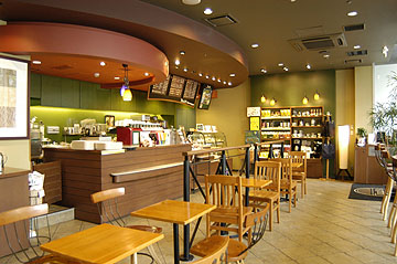 TULLY'S COFFEE 秋葉原UDX店