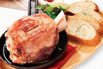 スティンコ~豚すね肉のロースト~