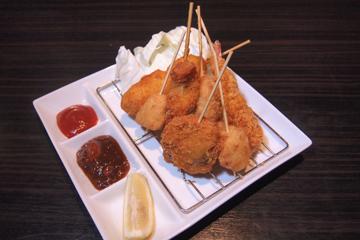 美味しい和食と鉄板焼 はっ葉64