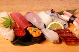 魚河岸たちばな 大阪中央卸売市場