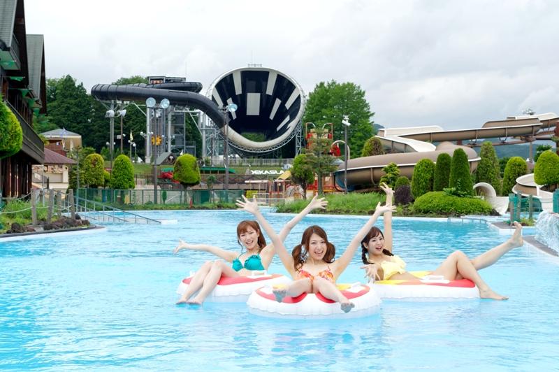 グレートジャーニー(日本最大級の流れるプール)
