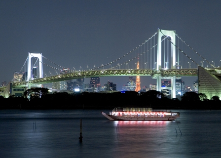 船イメージ(夜)