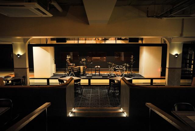 地下1階SHIBUYA BOWLING CAFE