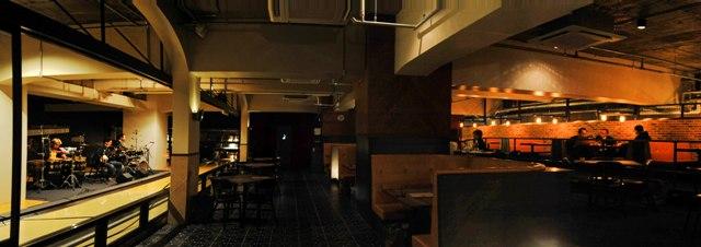 地下1階SHIBUYA BOWLING CAFE4