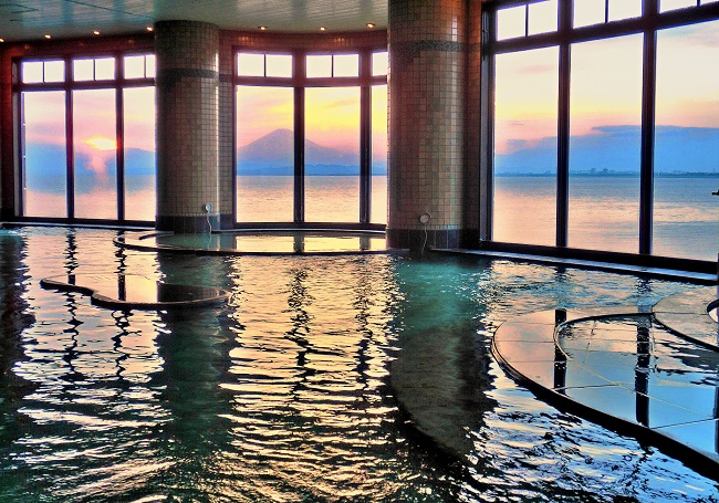 【江の島アイランドスパ】富士海湯