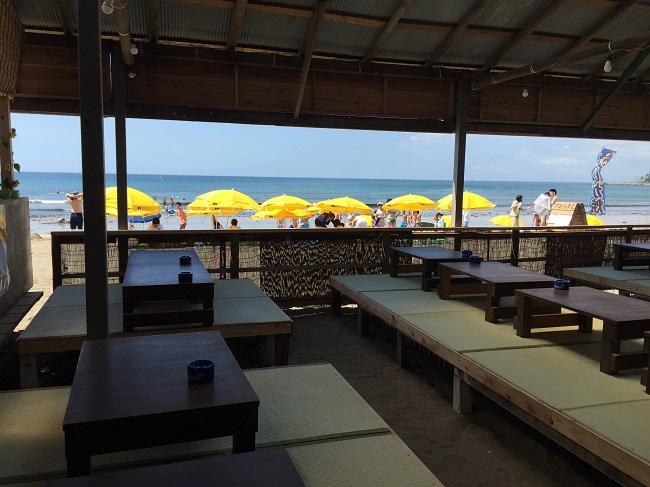 由比ガ浜海の家 かまくら茶屋 海の家クーポン画像