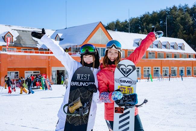 近くてラクダ『ノルン水上スキー場』は今シーズン25周年☆