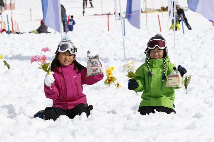 1月~3月の土日祝は毎回キッズイベント開催!