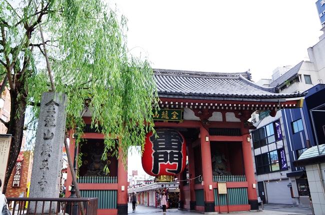 雷門・浅草寺以外にもオススメスポットがたくさん!